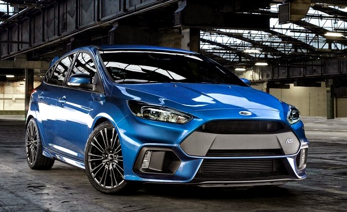 Definitely Motoring: Focus RS is a long-awaited Fast Ford