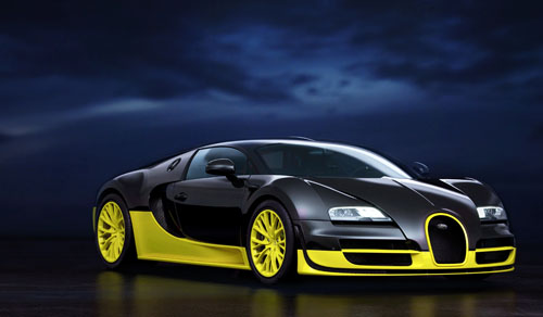 Bugatti Veyron Super Sports