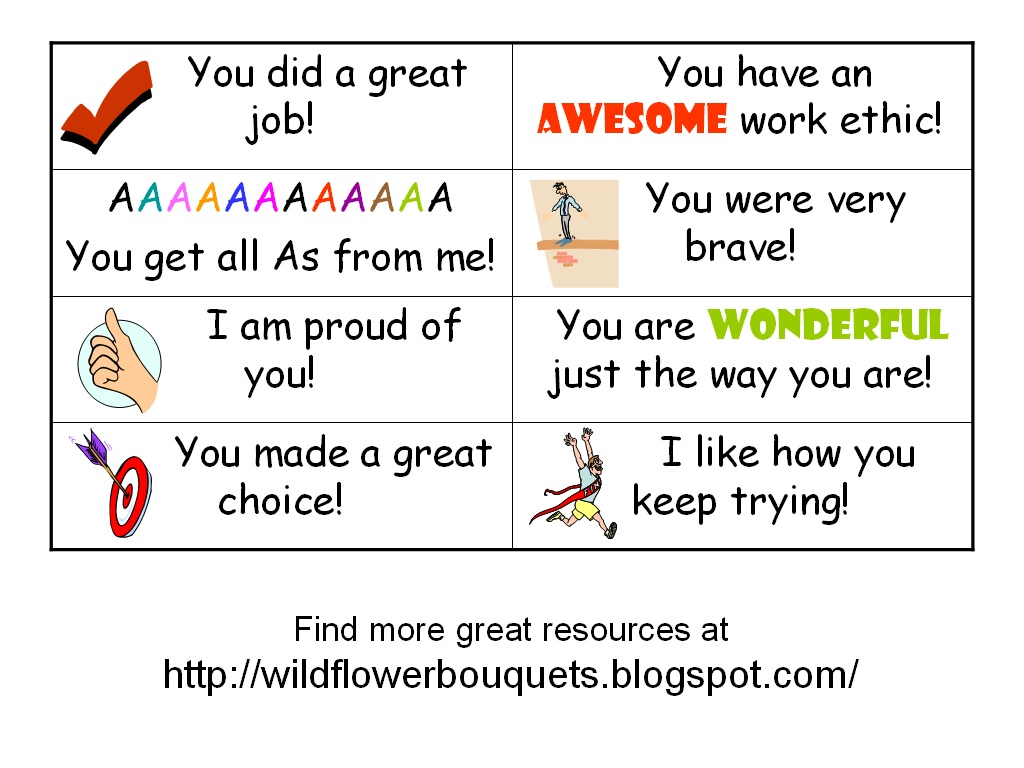 Free printables with words of encouragement