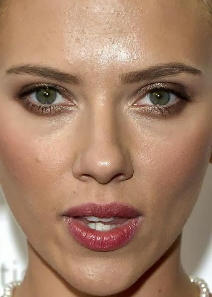 Xoofle: Acercamiento a la Cara de los Famosos (30 Fotos) скарлетт йоханссон без макияжа