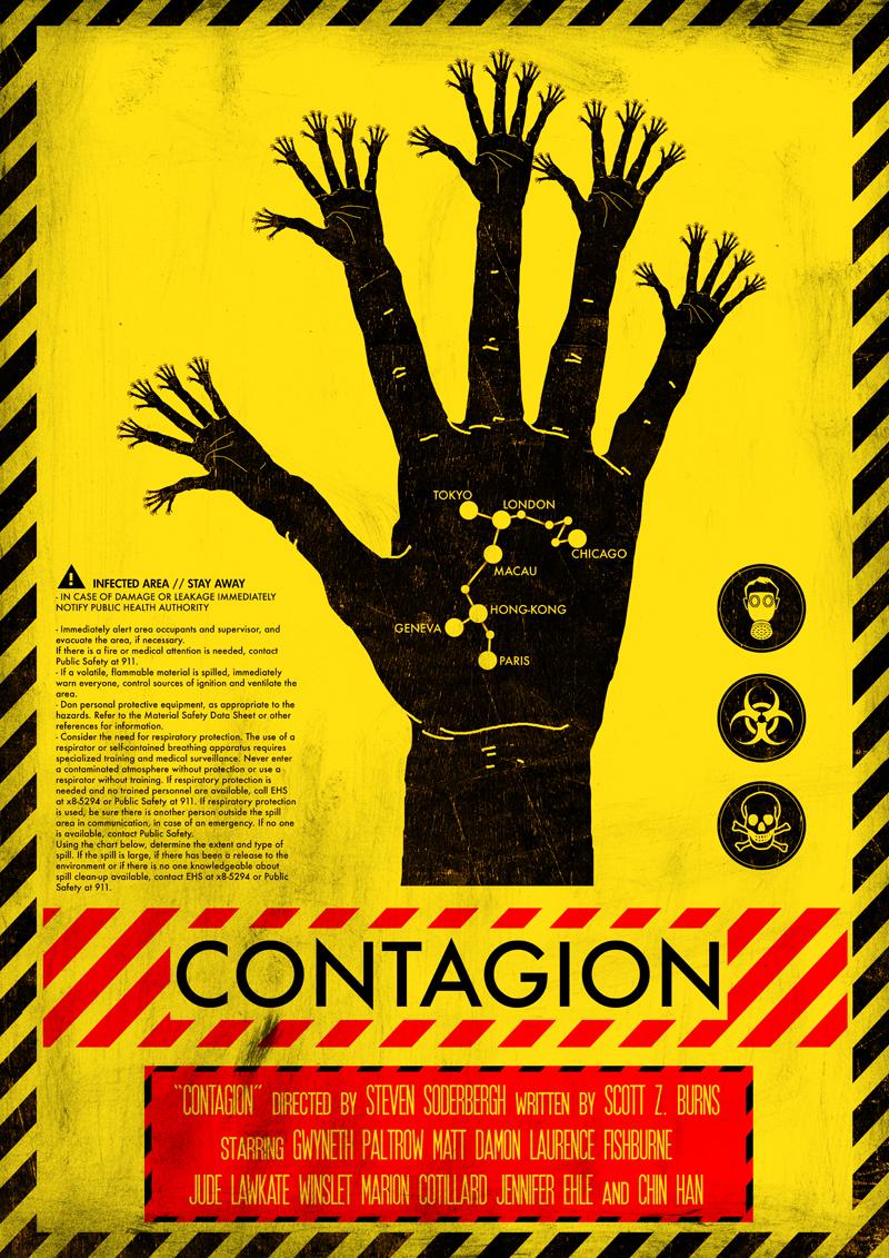 Fission Spaghetti: Movie Week – Contagion