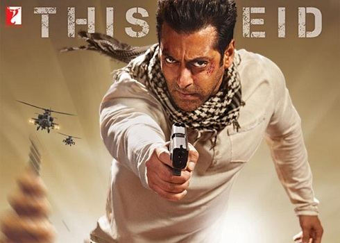 salman+khan ek+tha+tiger Will Salman Khan Do a Hattrick of Biggest Grossers at The Box Office in 2012.