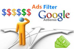 adsense filter