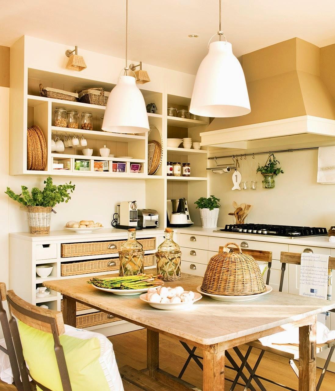 Stebbing house desing ten tu cocina organizada for El mueble cocinas
