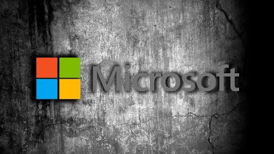 2013 Microsoft Log Grunge Wallpaper