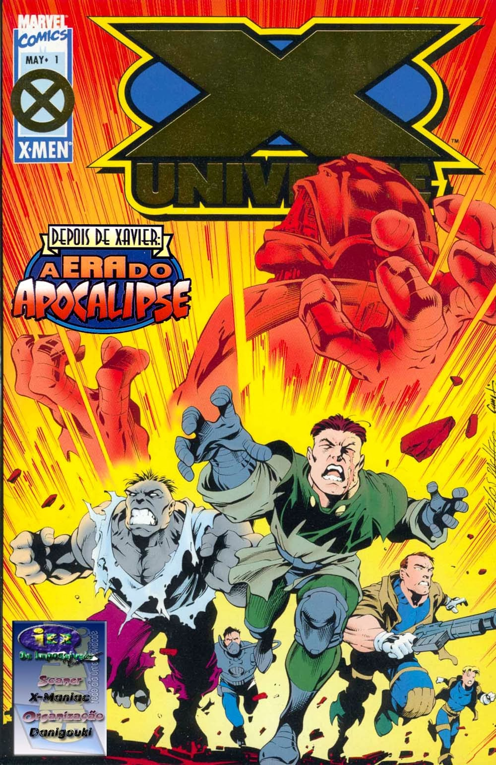 X-Men - A Era do Apocalipse #35