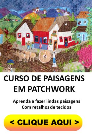 CURSO DE PAISAGEM DE PATCHWORK