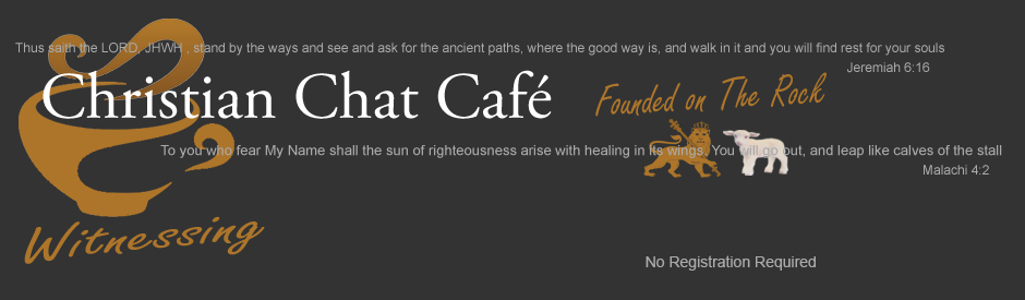 ChristianChatCafe-Witnessing