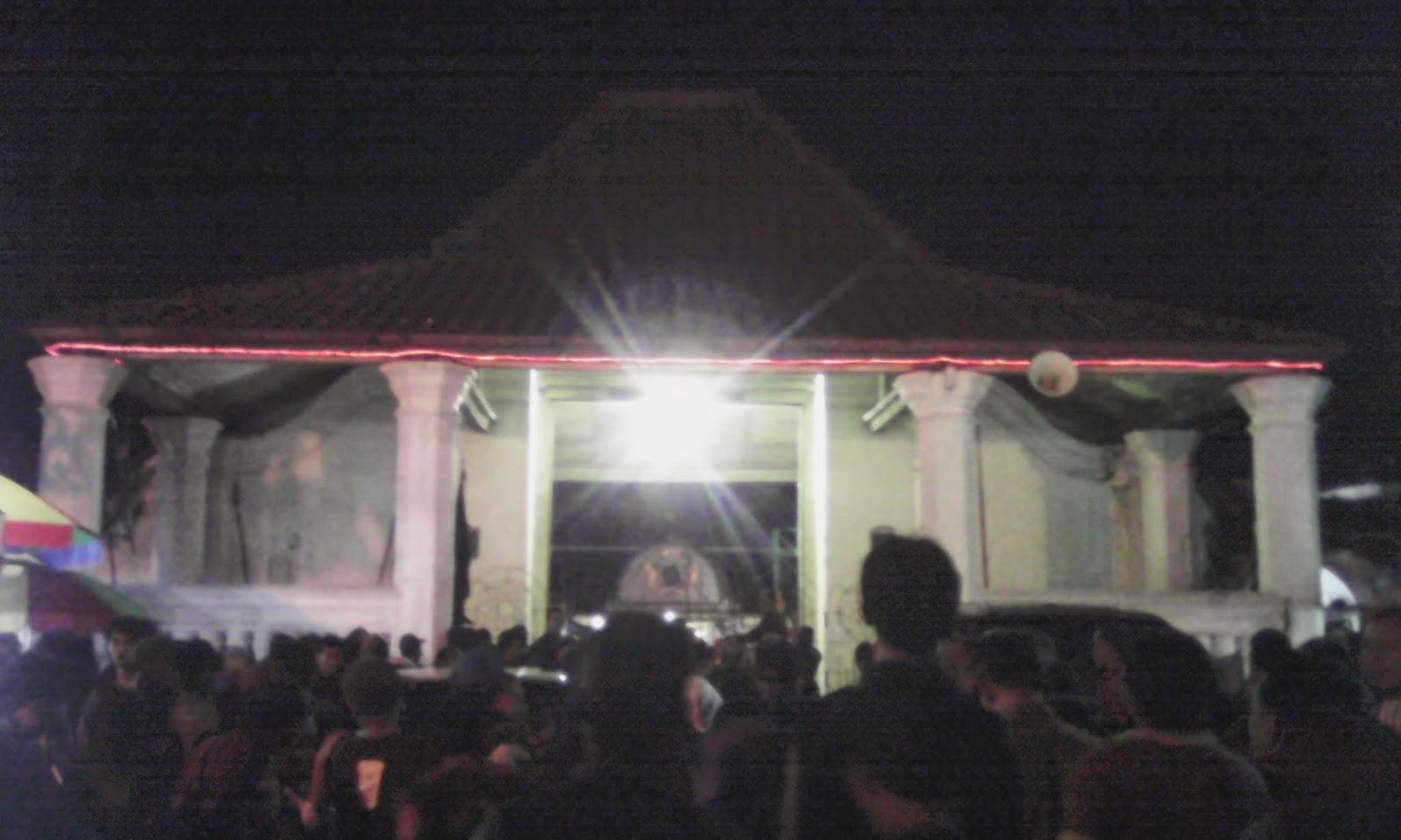 Malem Grebeg Maulud Masjid Gedhe Kauman Yogyakarta