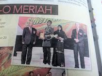 Spot me @ berita harian