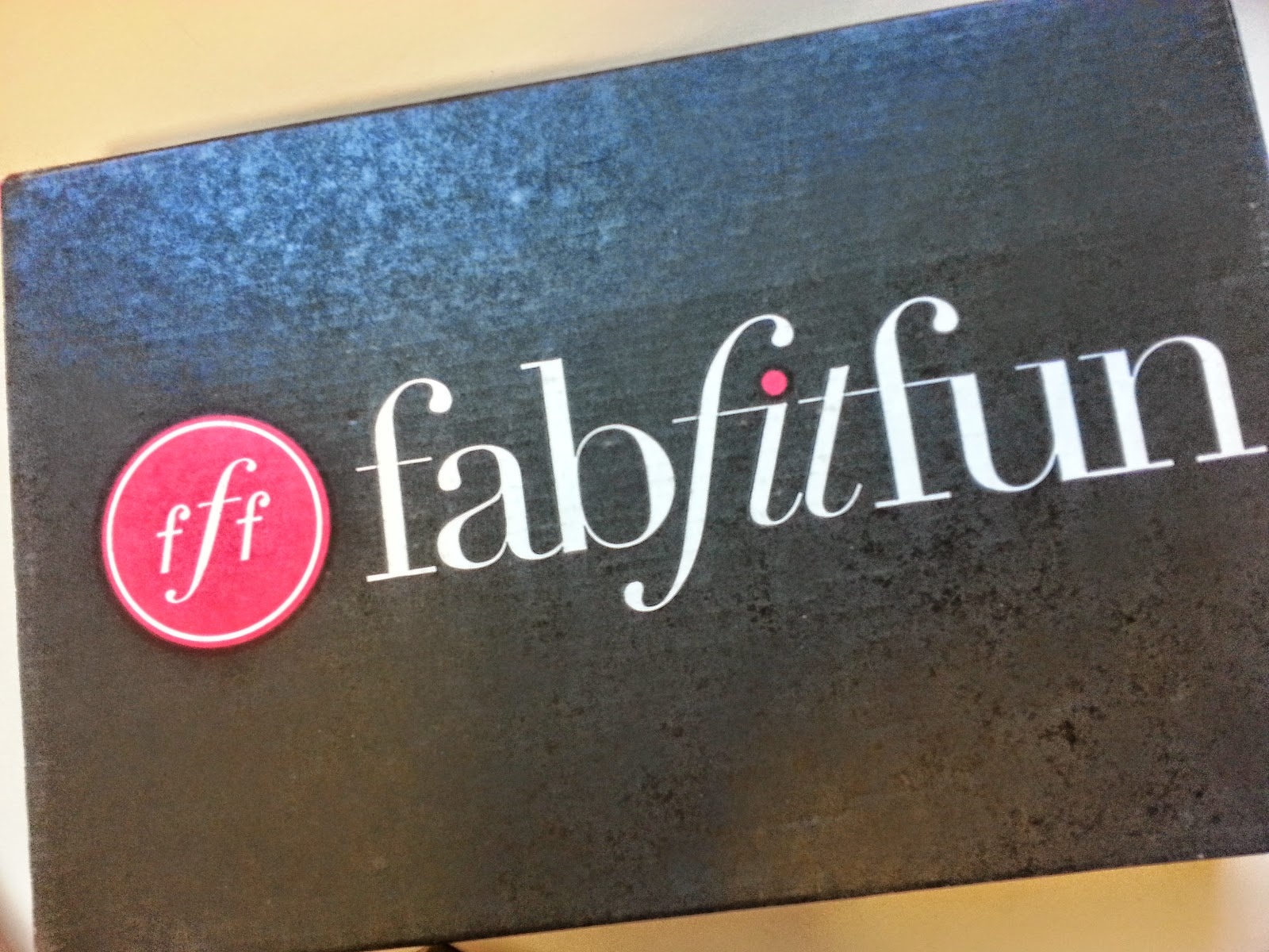 Fab Fit Fun Summer 2014 Review  Bits and Boxes