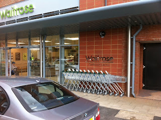 Waitrose Car Park Gerrards Cross