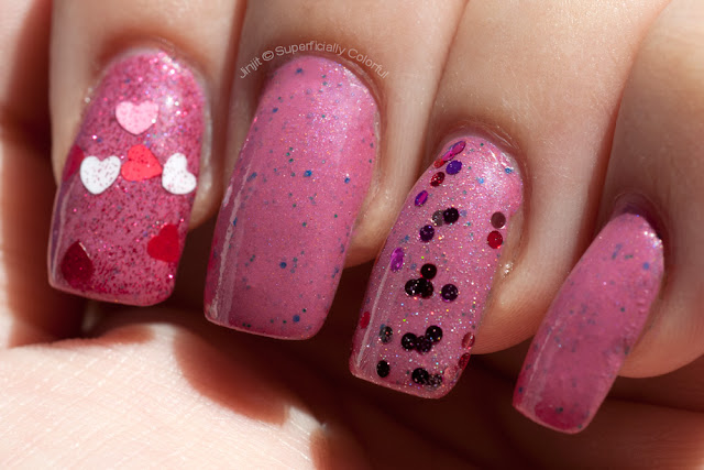The Nail Junkie - V-Day Line Valentines Collection