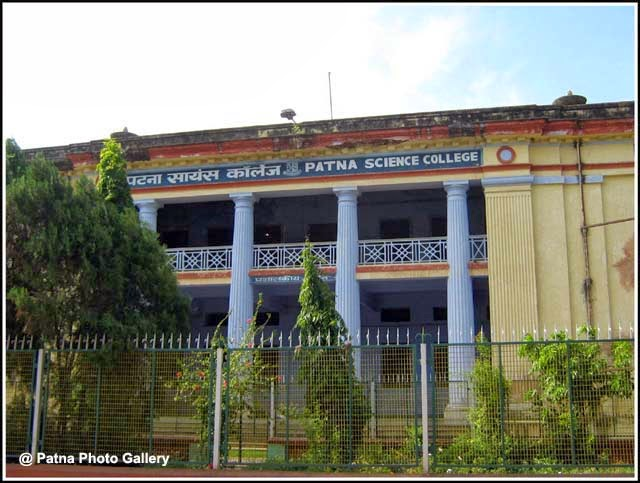 Science College Patna Administrative Building