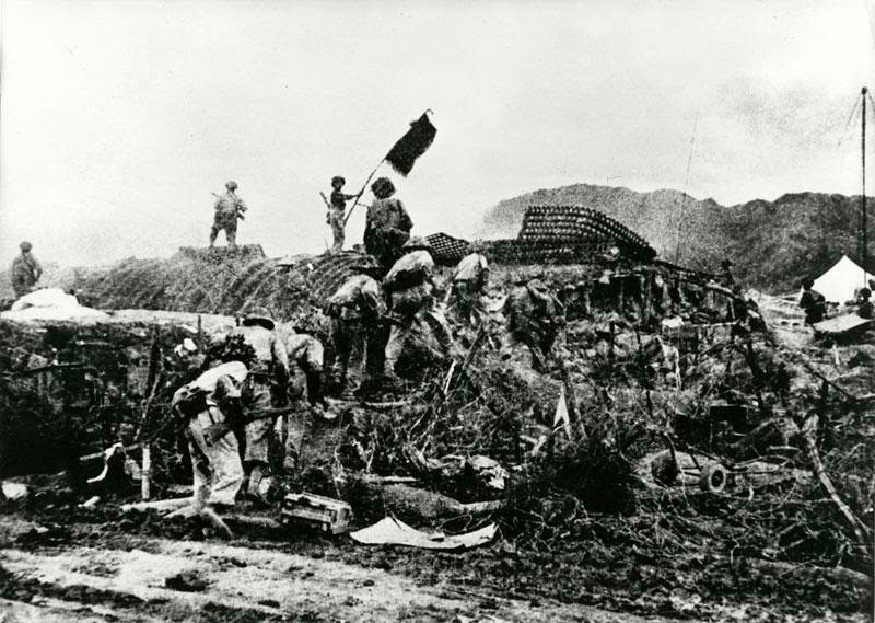 Battle of Dien Bien Phu