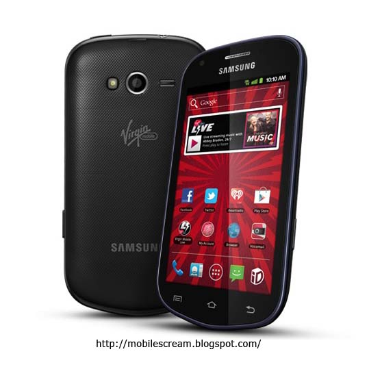 Next Generation Mobile Phone Samsung Galaxy Reverb