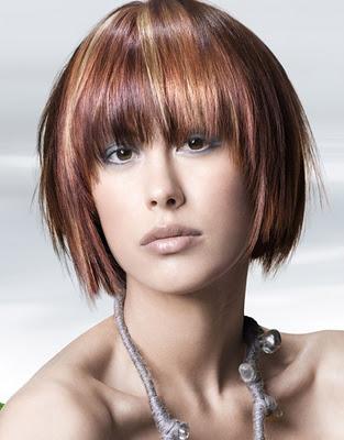 cortes de pelo corto en degrade 2013