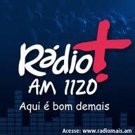 ouvir a Rádio Mais AM 1120,0 Curitiba PR