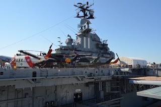 防衛サービスのための航空母艦