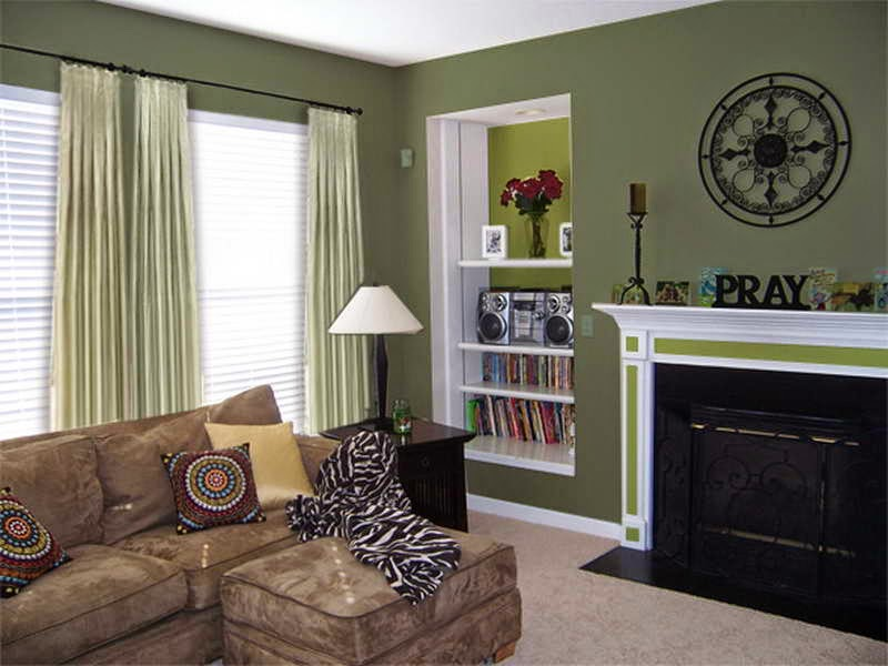 wall painting ideas for small living rooms