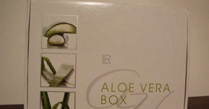 steffi testet lr aloe vera box. Black Bedroom Furniture Sets. Home Design Ideas