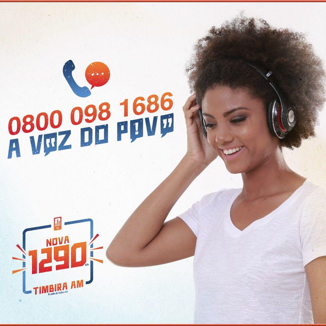 Ouça a Nova 1290-Timbira AM ( clique no banner)