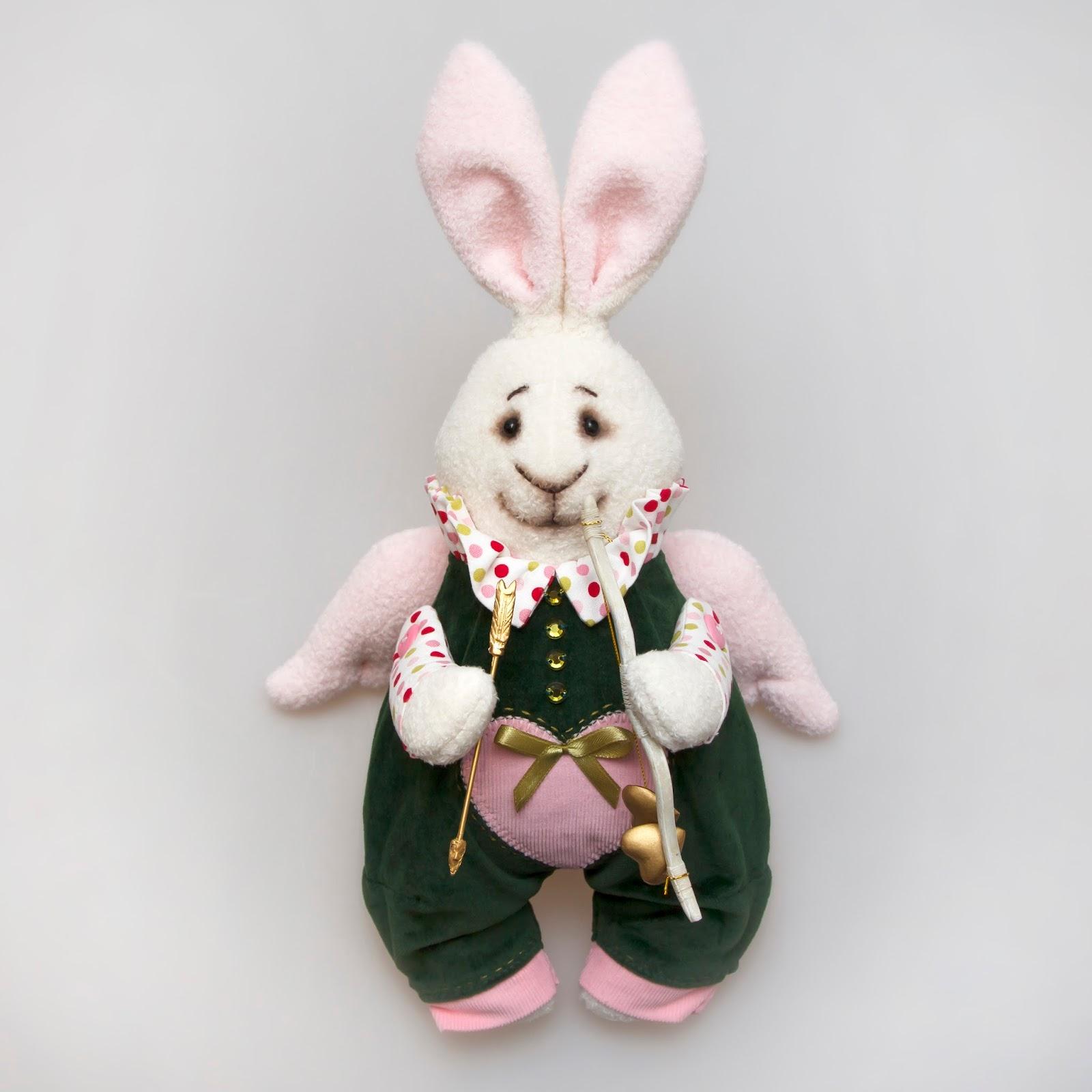 Как сшить зайца своими руками мастер класс 386