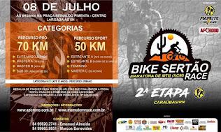 Bike Sertão Race / Caraúbas RN