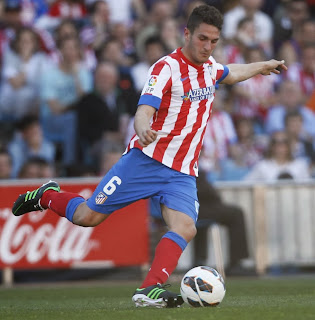 Atletico de Madrid Spanish football