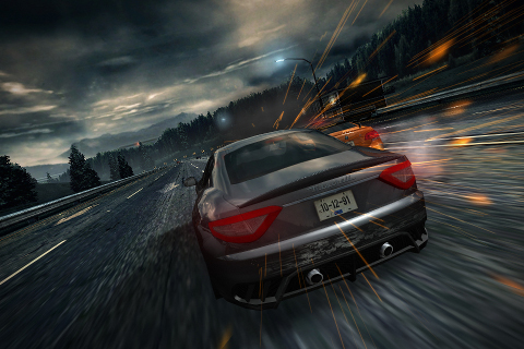 Need for Speed: Most Wanted para o iOS - 2