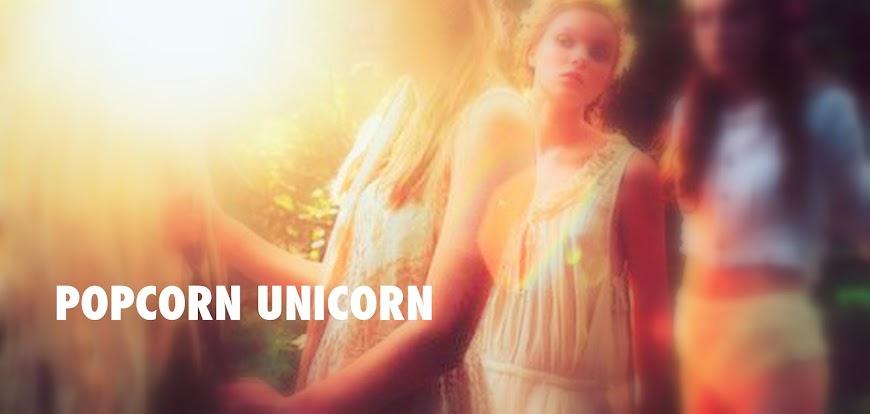 Popcorn Unicorn