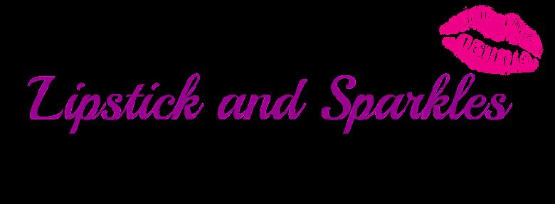 Lipstick and Sparkles
