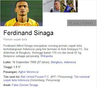 Ferdinand Sinaga
