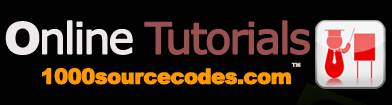 Best Online Tutorials | Source codes | Programming Languages