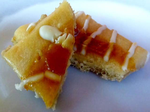 Fiber One Salted Caramel Cheesecake Bars MyWAHMPlan.com