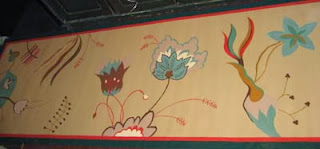 Cozinha decorada com tapetes