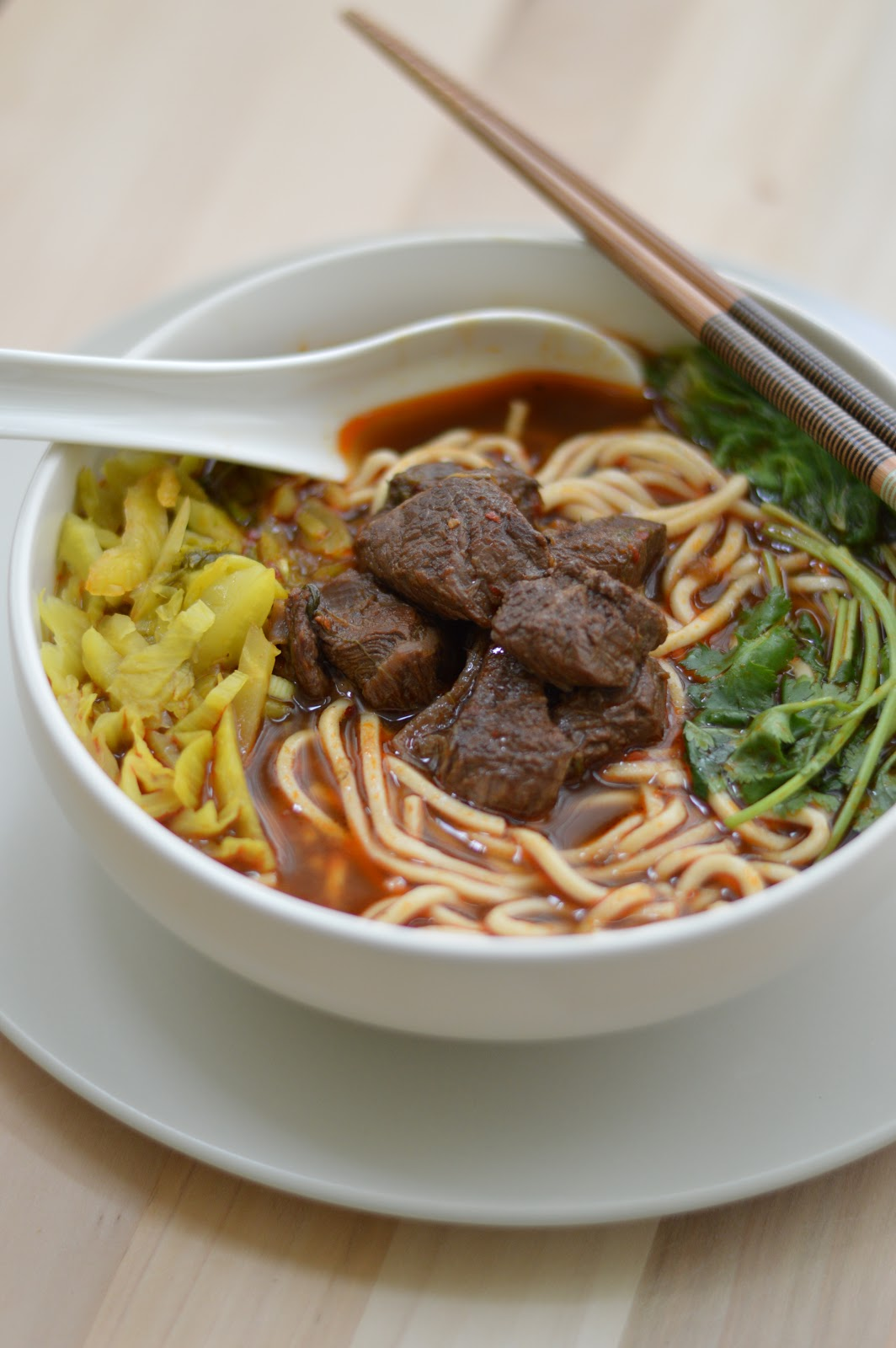 ... noodle salad taiwanese beef noodle soup at yong kang beef noodle soup