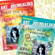 Kate's Art Journalling DVDs