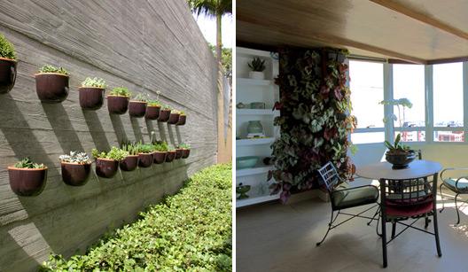 jardim vertical vasos meia lua : jardim vertical vasos meia lua:Jardim Vertical