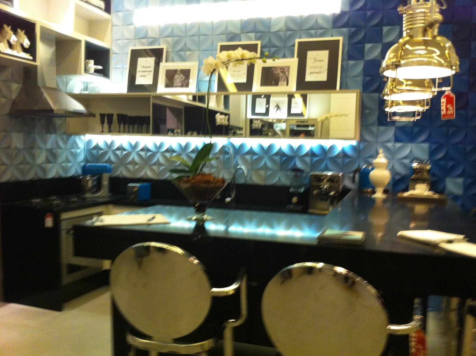 Marina Ribeirão Preto: Design na cozinha: rodabanca diferente #9B8730 1600 1195