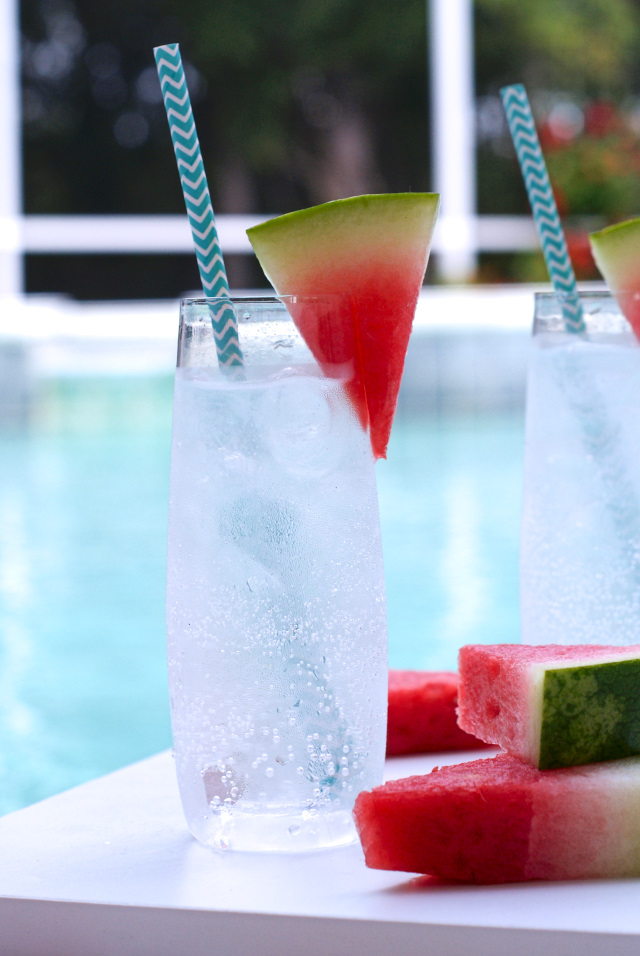 Watermelon Cooler | thetwobiteclub.com
