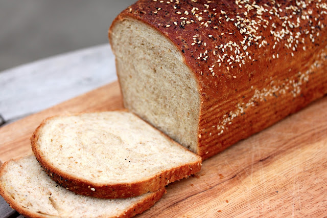 Multi-grain bread struan