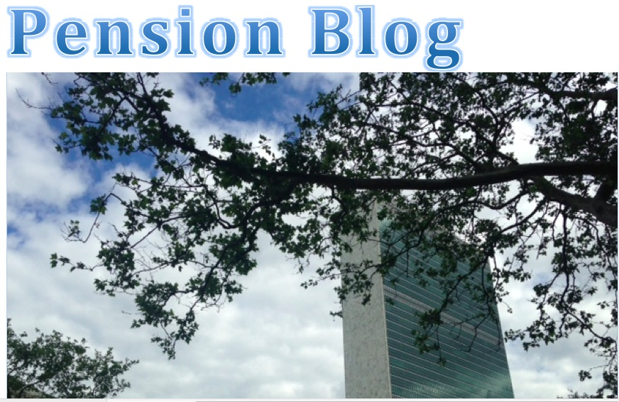 UN Pension Blog