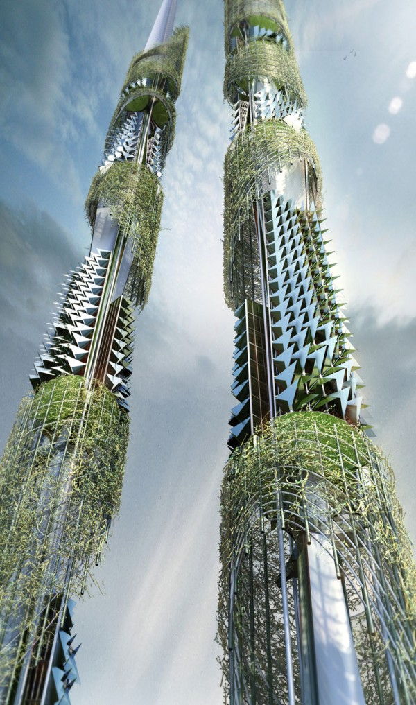 world  architecture  taiwan tower  steven ma