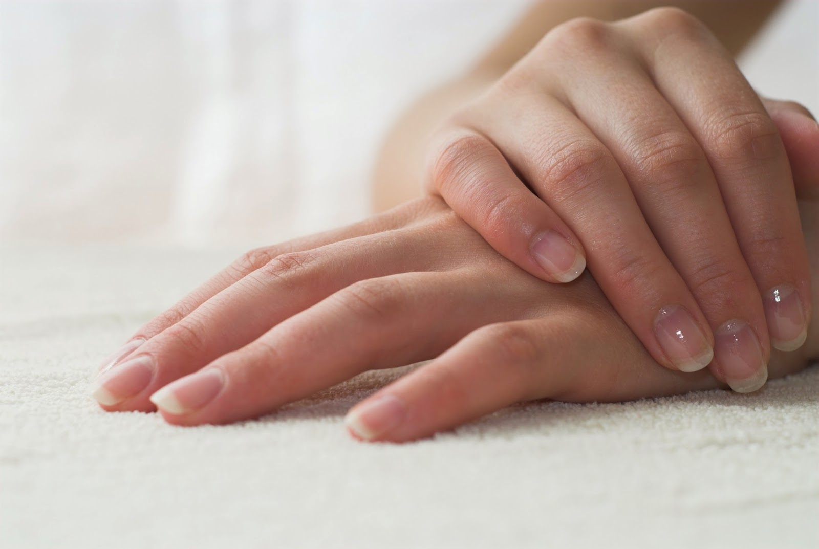 APRIL SEVEN: You Can Have Beautiful, Healthy Fingernails