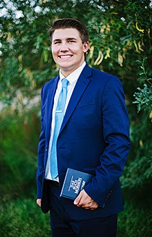 Elder Glenn Johnson