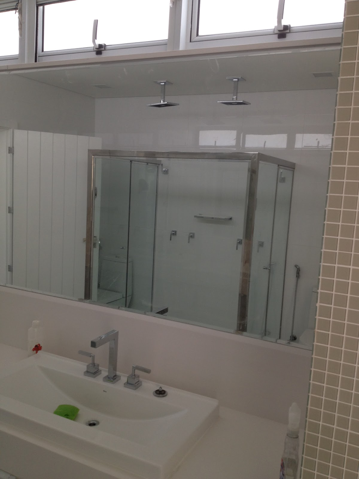 Silestone Blanco Zeus Banheiro de Silestone Blanco Zeus #655D50 1200x1600 Balança Pra Banheiro