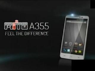 Spesifikasi Dan Harga Mito A355