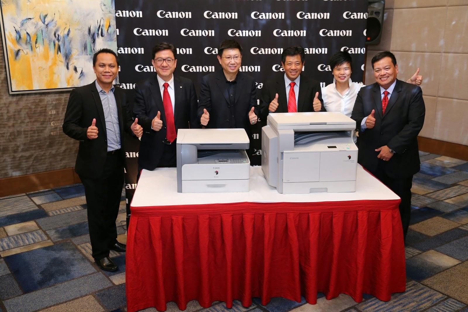 Canon and MSI-ECS Partnership