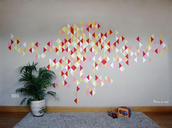 Pared decorada con fotos paredes decoradas with pared for Paredes decoradas con fotos
